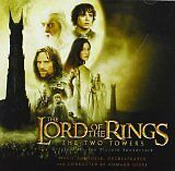 SHORE-Howard-Lord-of-the-rings-The-the-two-towers-CD-Album