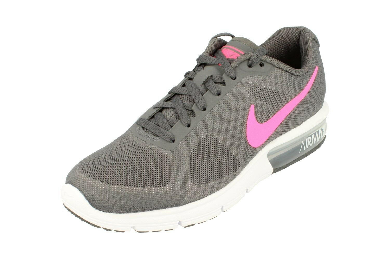 Nike Donna Air Max Sequent Scarpe da Corsa 719916 016 Scarpe da Tennis