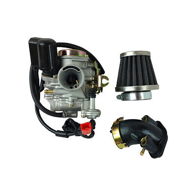 19MM PERFORMANCE CVK CARBURETOR KYMCO AGILITY PEOPLE SUPER 8 50 4T 50CC  SCOOTER | eBay