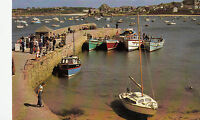 BF13599 the passenger boats at t  isle of scilly united kingdom front/back image