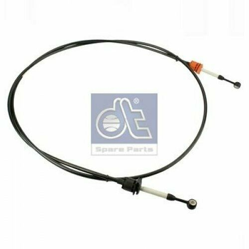 DT Spare Parts Cable, manual transmission 2.32913