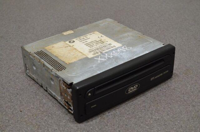 Bmw Mk4 Dvd Gps Sat Nav Navigation Drive Computer Module With Disc 6920182 For Sale Online Ebay