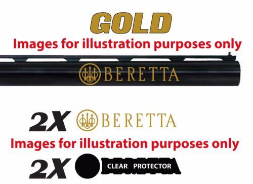 BR3 Beretta Vinyl Decal Sticker For Shotgun Gun Safe Gun Case Car