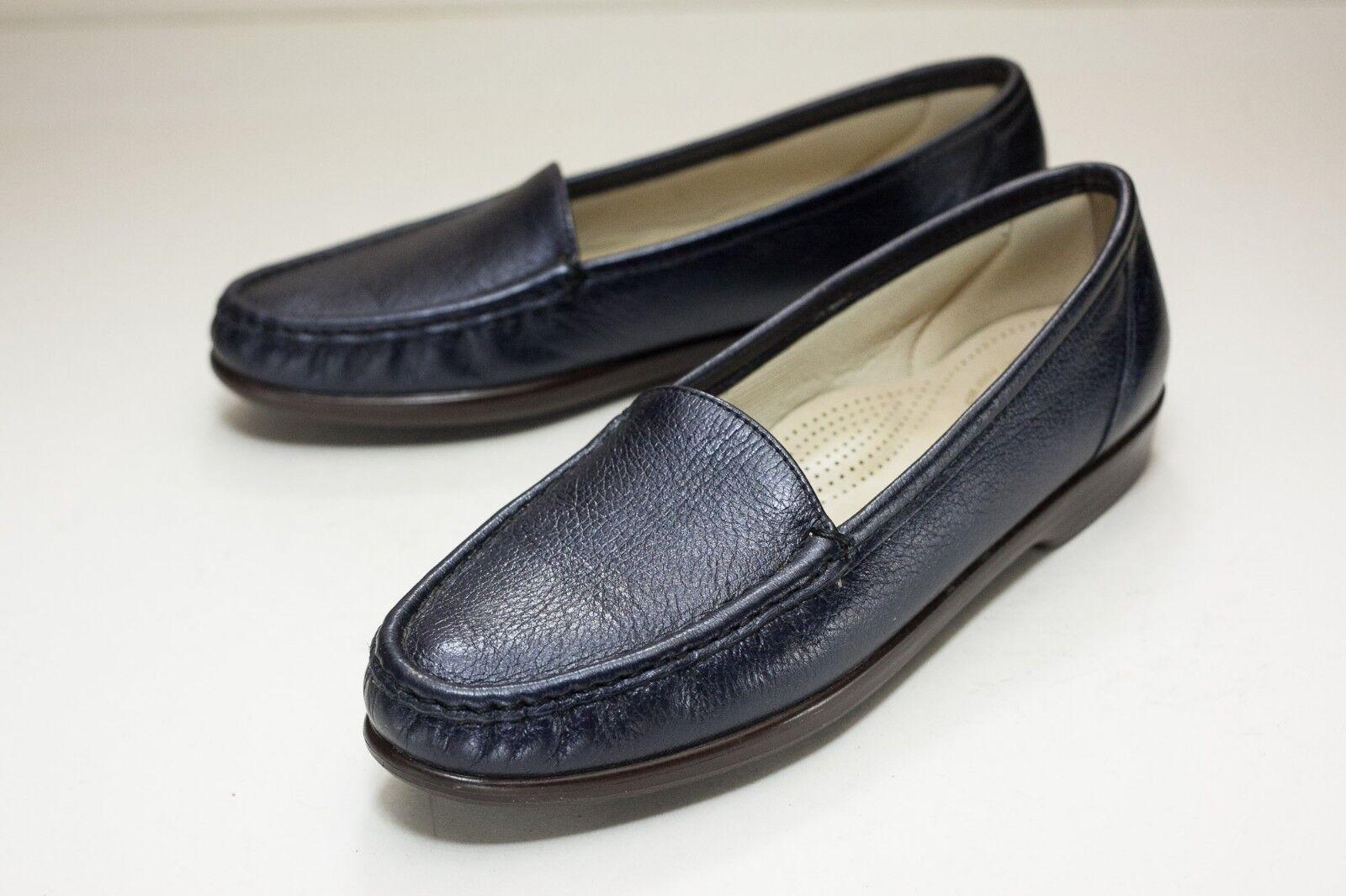 SAS Size 9.5 S bluee Slip On Loafers Women's
