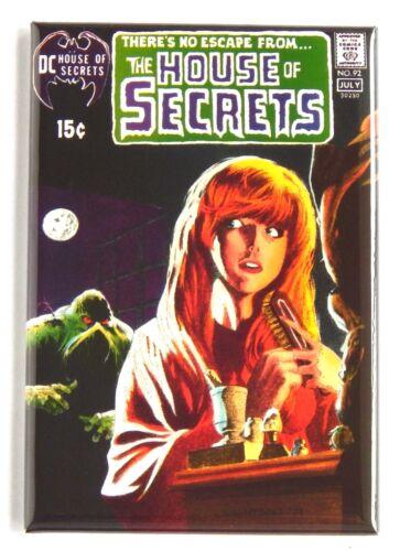 House of Secrets #92 FRIDGE MAGNET comic book swamp thing