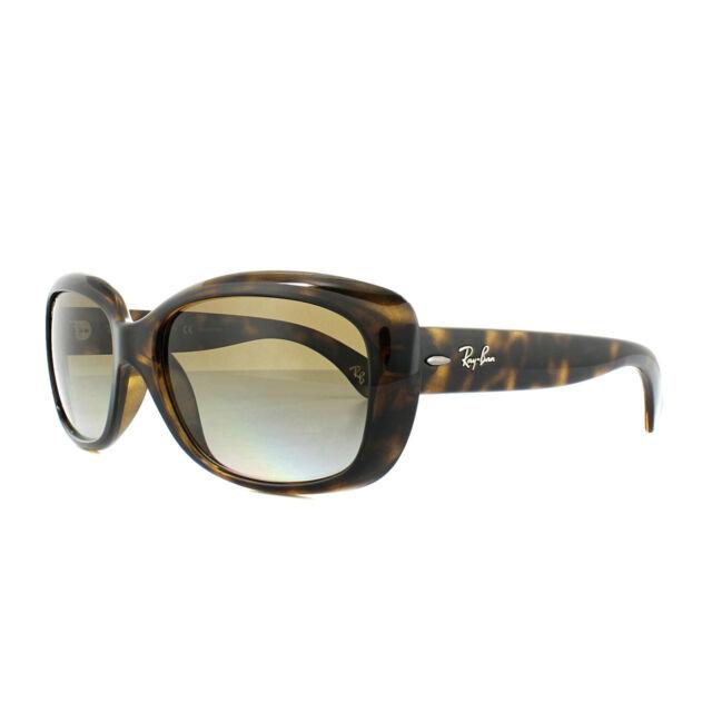 649dc6d175 Ray-Ban Gafas de Sol Jackie Ohh 4101 710 / T5 Tortuga Marrón Degradado  Polarized