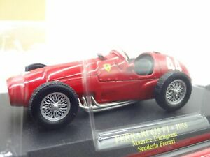 Ferrari-Collection-F1-625-1955-Maurice-1-43-Scale-Box-Mini-Car-Display-Diecast