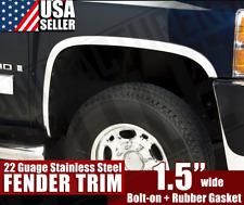 TFP 2420L Stainless Steel Fender Trim Molding