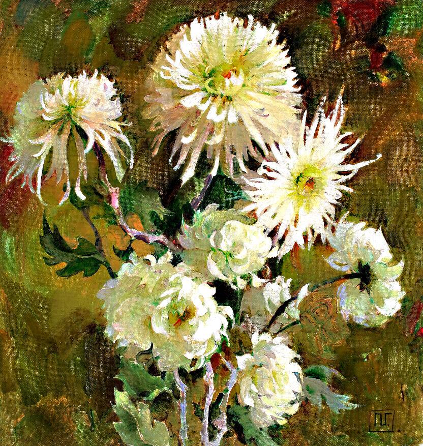 3D Chrysanthèmes 43 Photo Papier Peint en Autocollant Murale Plafond Chambre Art