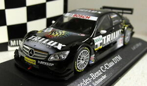 Minichamps-1-43-Scale-400-083711-Mercedes-Benz-C-Class-DTM-2008-Ralf-Schumacher