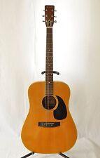 Japanese Used Vintage Acoustic Guitar Morris W-25 1974