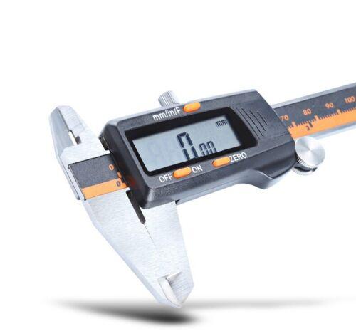 "0.01-150mm 6/"" Stainless Steel Digital LCD Display Caliper Tool Digital Caliper"