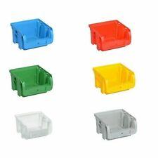 54x54x23 mm rot Einsatzbox aus PS für Sortimentskasten Kleinteilemagazin