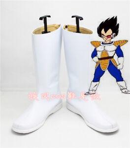 HOT! Anime Dragon Ball Z Vegeta White