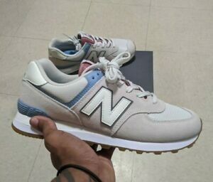 Details about New Balance 574 Essentials Sneaker Retro Size Mens 8 In Hand with Free Shipping