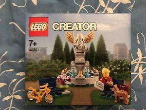 LEGO Creator 40221 La fontaine du parc Neuf Scellee