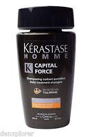 Kérastase Homme Bain Capital Force Densifying Shampoo 250ml Or 8.5oz, Sealed