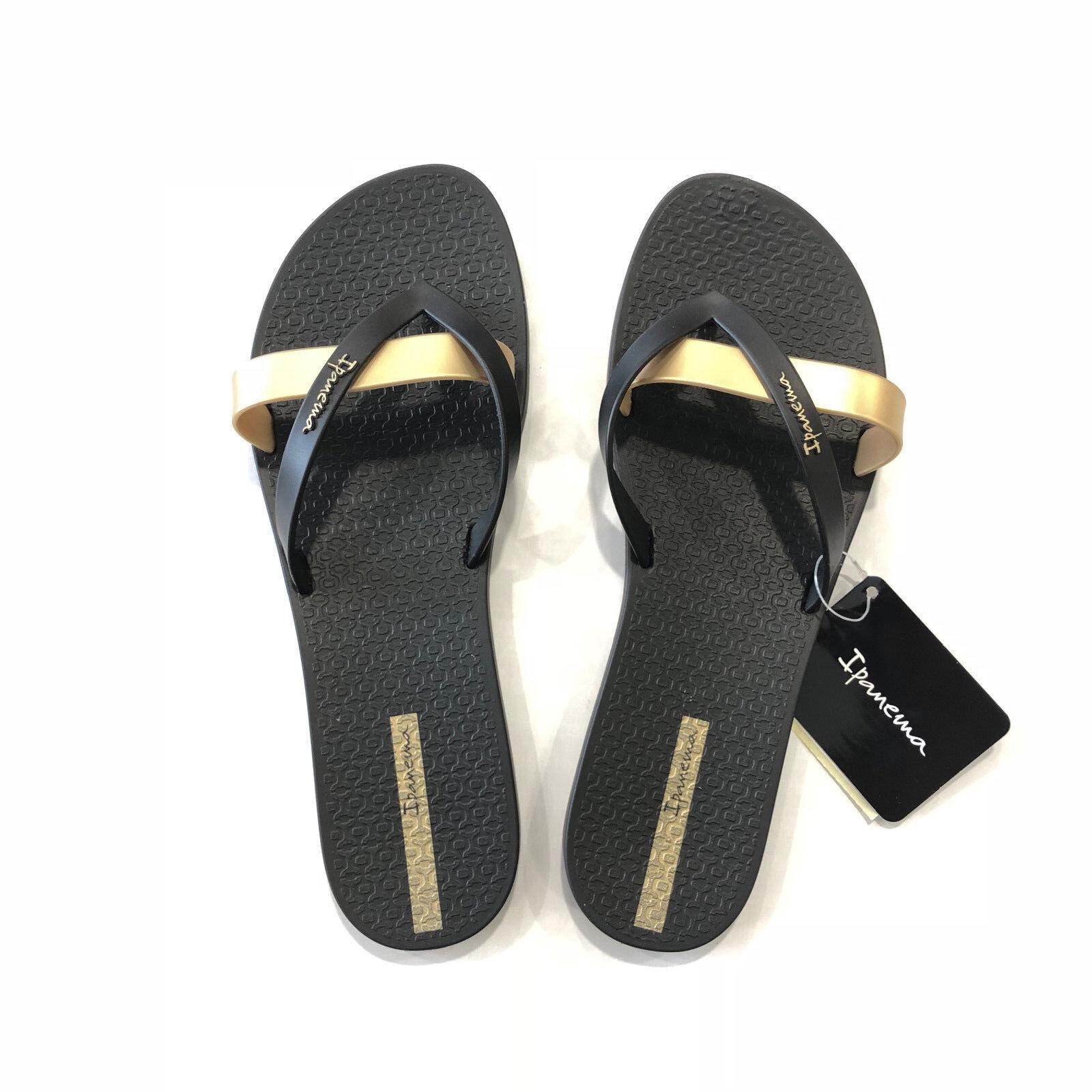 Zapatillas Chanclas Ipanema Negro Mujer - Fashion Kirey - Negro Ipanema - 81805 27278d
