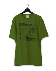 75ead0a7 Image is loading Gremlins-Mogwai-Warning-Men-039-s-T-Shirt