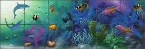 Ceramic-Tile-Mural-Backsplash-Miller-Undersea-Tropical-Fish-Dolphin-Art-DMA2019