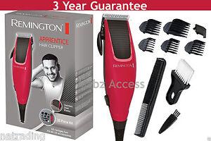 Remington-Mains-Apprentice-Corded-Hair-Clipper-Set-10-Piece-HC5018-Trimmer-Set