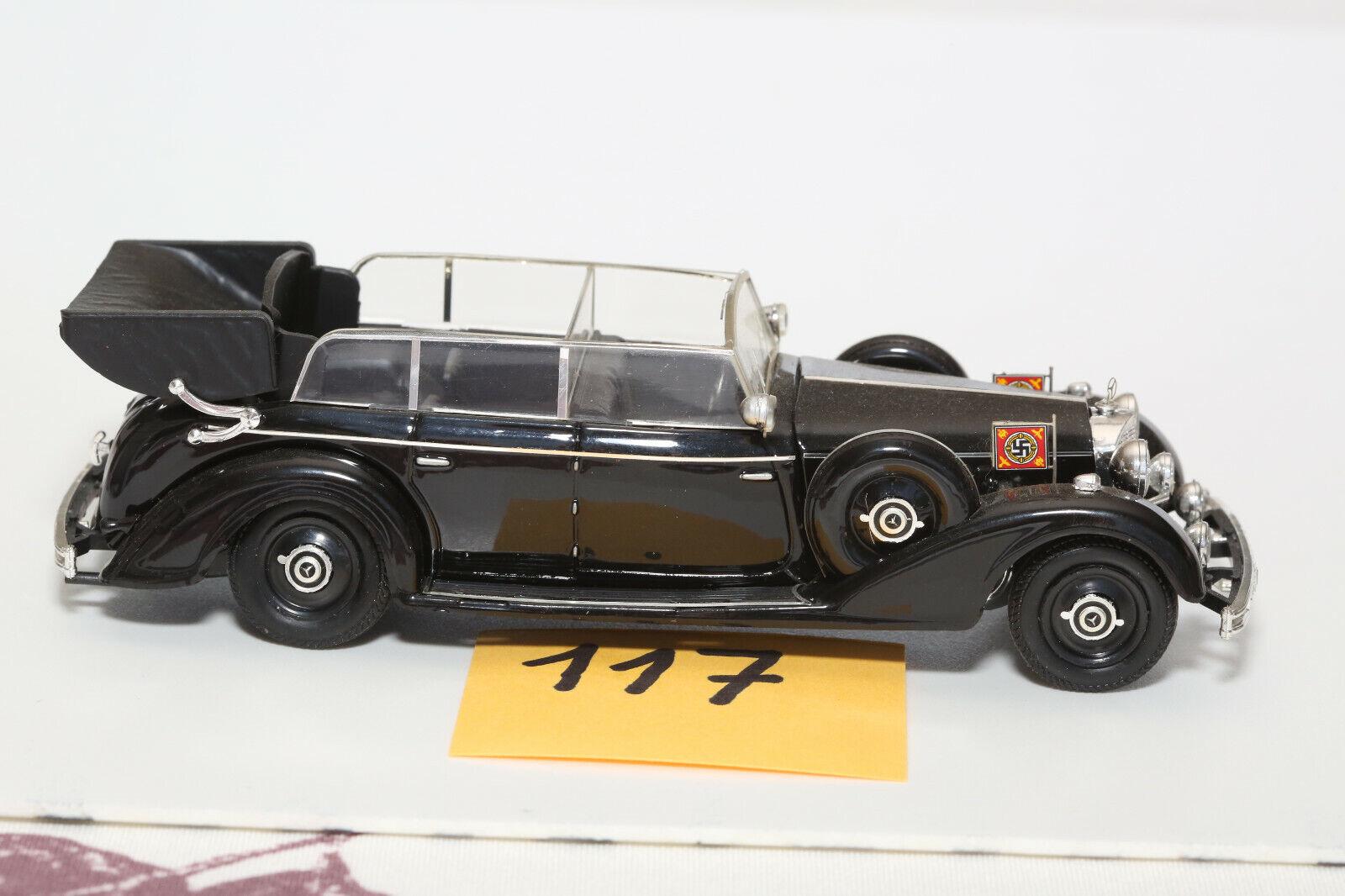 vendendo bene in tutto il mondo Mercedes-Benz (117) (117) (117) 770 Reich-142-Rio 1 43  è scontato