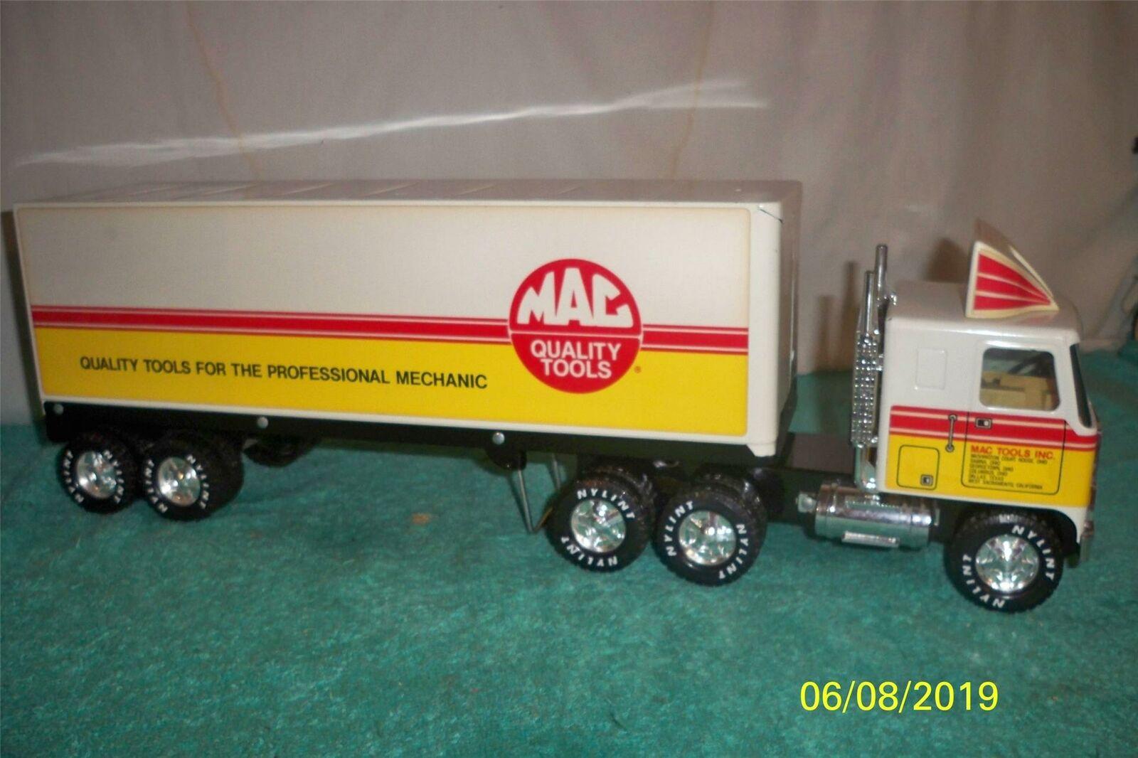 Nylint Mac herramientas de calidad camión GMC semi-de Acero Prensado camión 21 1 2 largo bonito