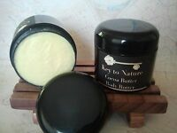 100% Organic Unrefined Cocoa Butter Whipped Body Butter Vegan No Preservatives