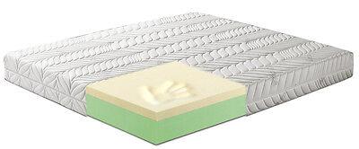 Ageostan Materassi.Materasso 180x200 Polilatex Memory 6cm Alto 22 Cm Ebay