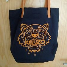 Limited Edition Kenzo Canvas Tote Bag