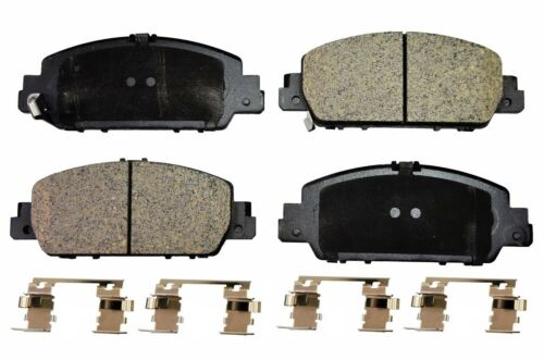 Disc Ceramic Brake Pad Set Front fits 2013 to 2016 Honda Accord 2016 2017 HRV