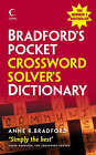 Collins Bradford's Crossword Solver's Pocket Dictionary by Anne R. Bradford (Paperback, 2008)
