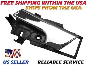 Qsc Inside Door Handle Left Side For Chevrolet 07 11 Aveo Aveo5 G3 96462709 Ebay