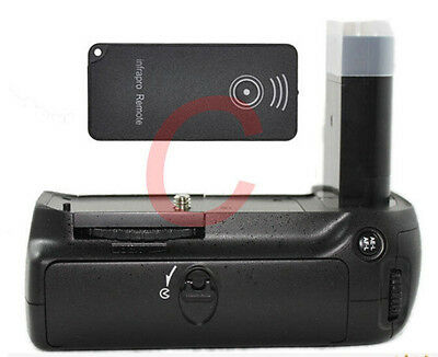 Battery Grip for Nikon D80 MB-D80 D90 MBD80 SLR Camera