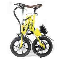 Kwikfold Xite Cycling Folding Padel And Electric Bike Bicycle With Battery