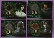 Lot of 4: Outer Limits Sex, Cyborgs, & Science Fiction Costume Cards CC2 3 5 7