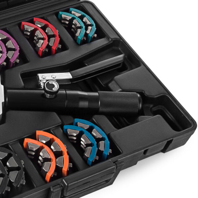 MC-LIVING ZY8LX0060 A//C Hydraulic Hose Crimper Tool Kit for sale online