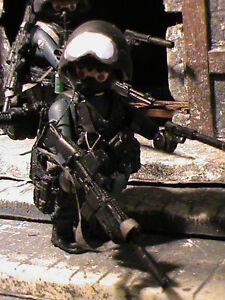 Playmobil Personnalisé Us Spécial Armes Et Tactiques (swat) (2015) Ref-0176 Bis
