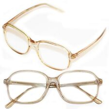 Jelly Readers Reading Glasses REAL GLASS Lens Women's Classic Olive Frame +1.25