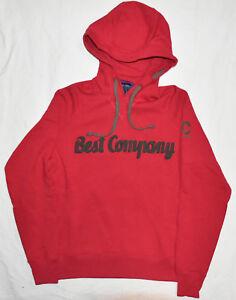 In S Hoody Felpa Small 1982 692011 Best Hoodie Cappuccio Lampone Company OBFw0
