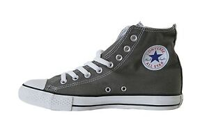 CONVERSE-SEASONAL-ALL-STAR-CHUCK-TAYLOR-HI-SPORTS-MEN-SHOES-CHARCOAL-SIZE-12-NEW
