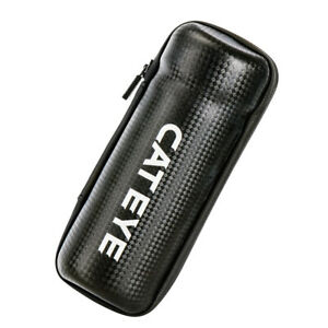 CATEYE Bicycle Bag Waterproof Portable Repair Tool Bottle Capsule Case Black