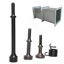 Hammer Bits Smoothing Pneumatic Air Hammer Pneumatic Chisel Bits Tools Kit 4pcs