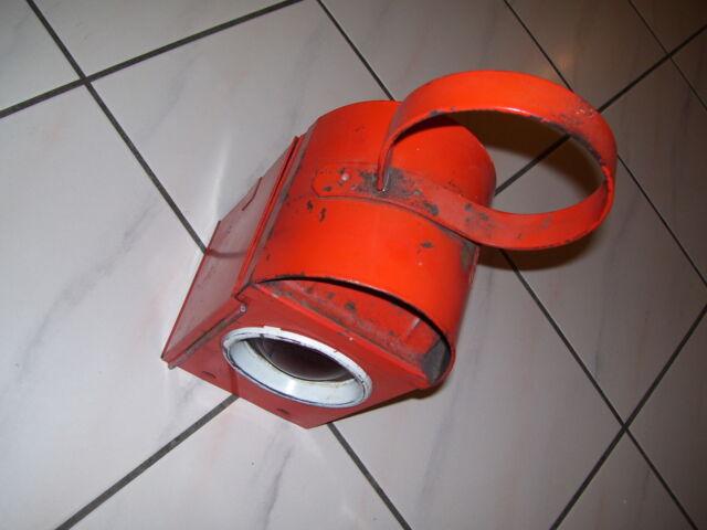 DB deutsche Eisenbahn Lampe Siganllampe Leuchte