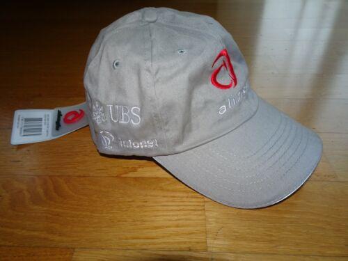 Alinghi America/'s Cup Sailing Cap Basecap Mütze Segeln Sonnencap grau new neu