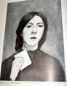 Gwen-John-Catalogue-Raisonne-Welsh-Painter-1987-1st-Ed-Modern-British-Art