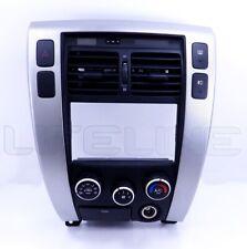 09 08 07 06 05 Hyundai Tucson oem radio stereo climate control dash bezel trim