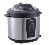 Black BA-PC603 1000-Watt 6-Quart Electric Pressure Cooker (Black)