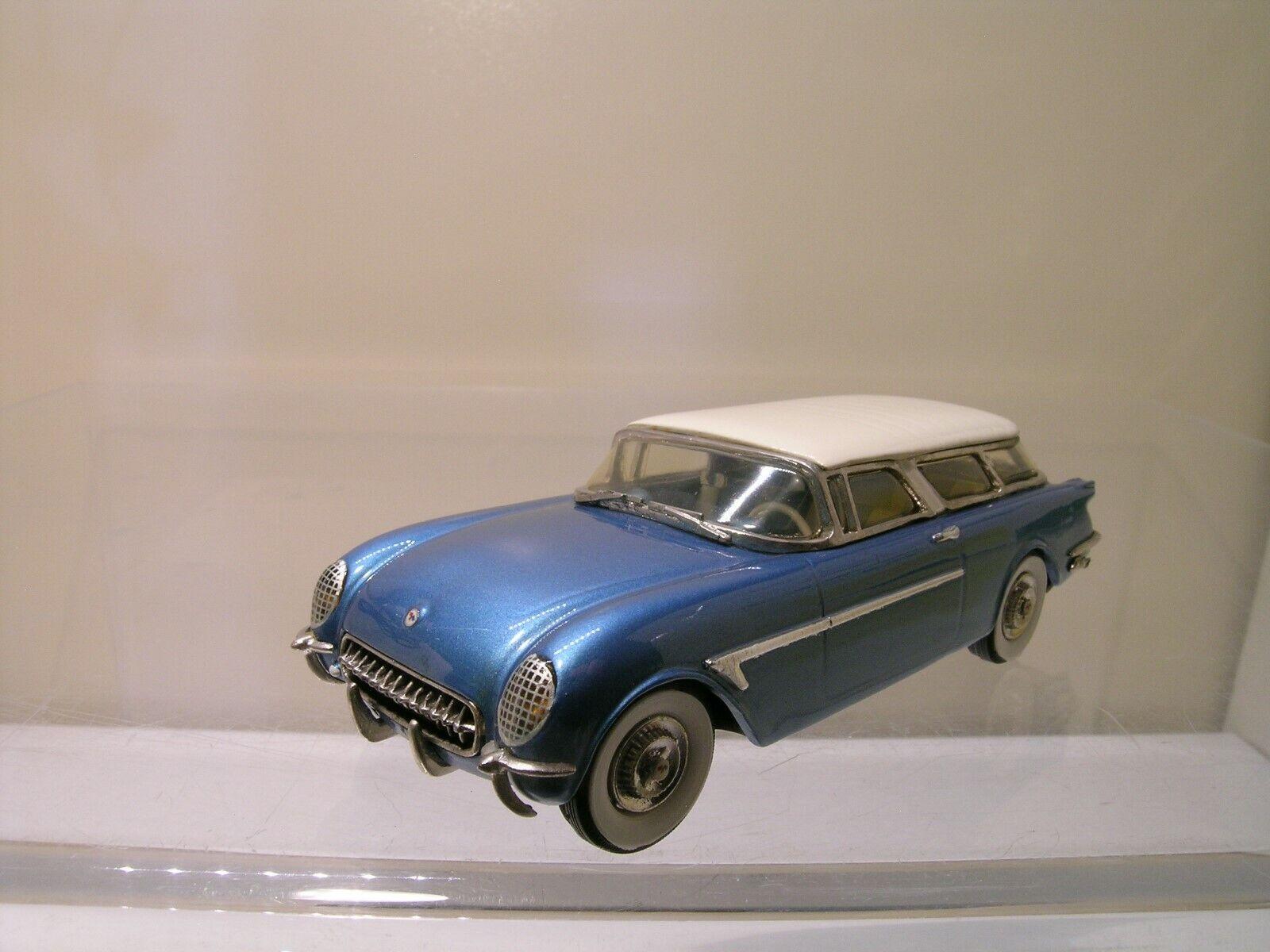 La gran máquina del del del sueño americano, la muestra smts Corvette Nomad, 1954, rara 1  43. 8d8