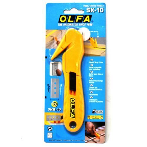 OLFA SK10 dissimulée boîte Shrink Wrap Safety cutter précision maximale outil de coupe